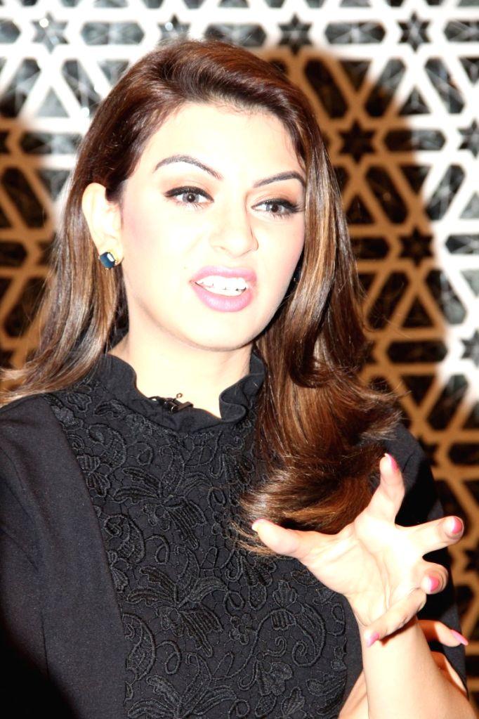Actress Hansika Motwani. (File Photo: IANS) - Hansika Motwani