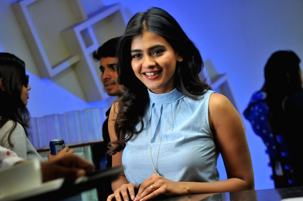 Actress Hebba Patel Photos Stills, on Hyderabad, May 31, 2017. - Hebba Patel Photos Stills