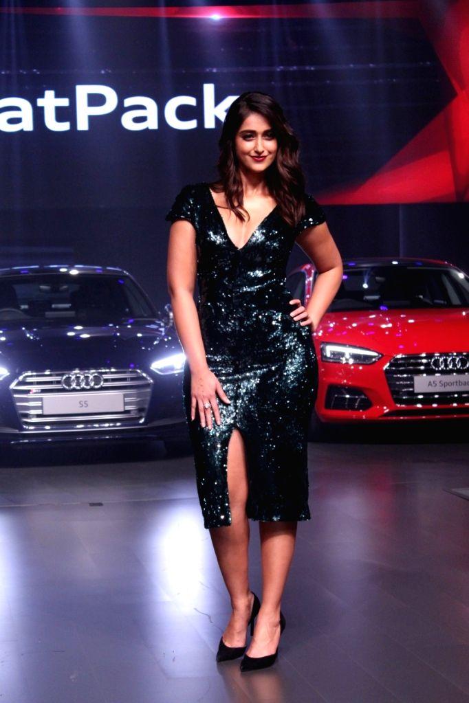 "Actress Ileana D'Cruz  at red carpet of ""Luxury & Fashion As Hello! & Audi"" in Mumbai on Oct 5, 2017. - Ileana D'Cruz"