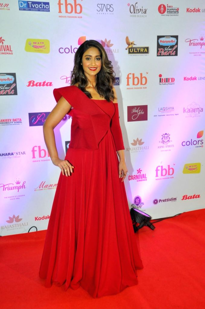 Actress Ileana D'Cruz during the grand finale of fbb Femina Miss India 2017 in Mumbai, on June 25, 2017. - Ileana D'Cruz
