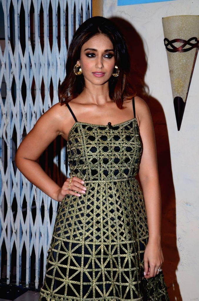 Actress Ileana D'Cruz during the promotion of film Rustom on the sets of The Kapil Sharma Show in Mumbai, India on August 5, 2016. - Ileana D'Cruz