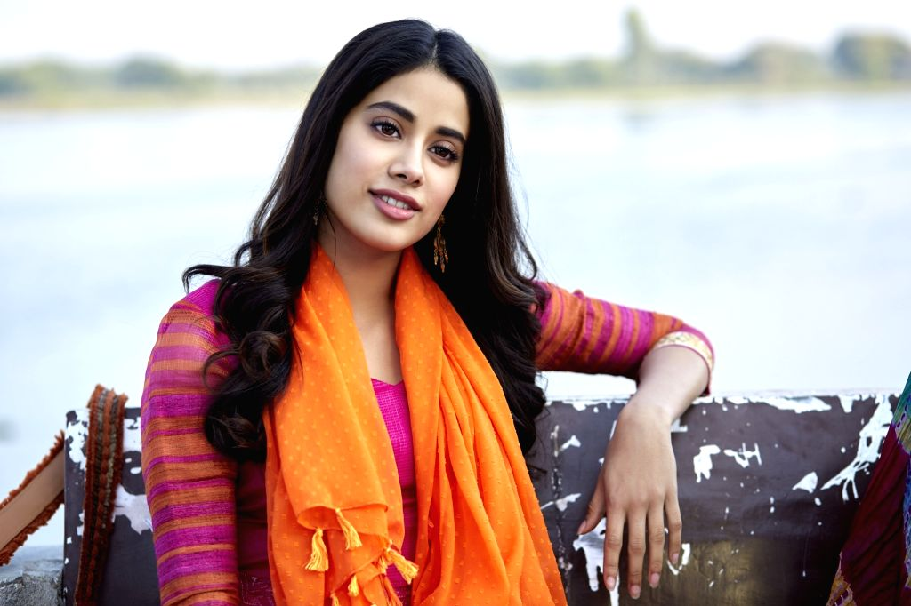 Actress Janhvi Kapoor. - Janhvi Kapoor