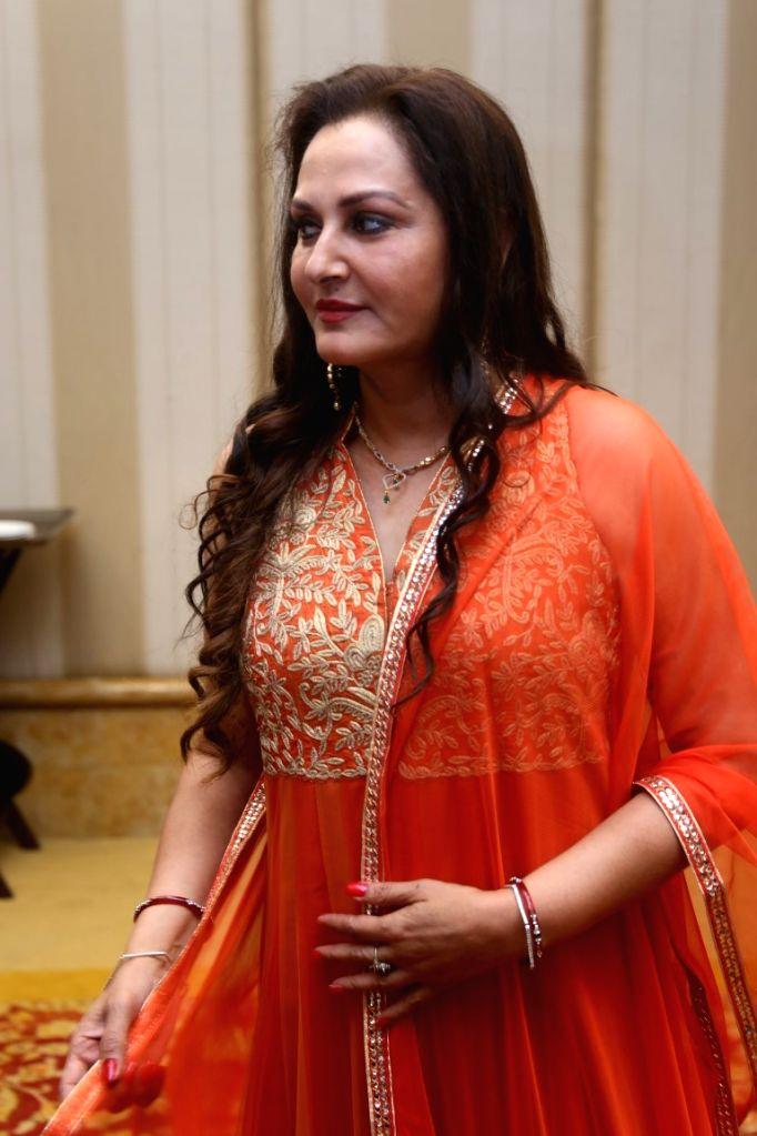Actress Jaya Prada. (File Photo: IANS) - Jaya Prada