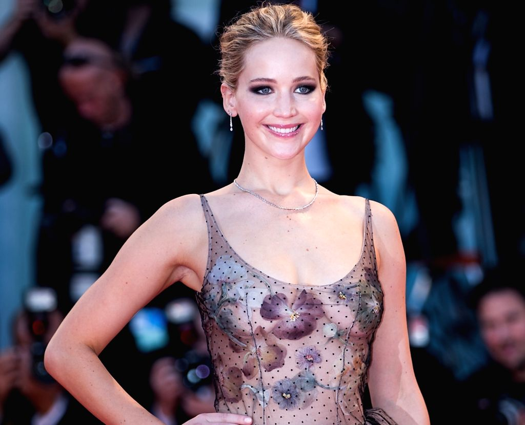 Actress Jennifer Lawrence. (File Photo: IANS) - Jennifer Lawrence