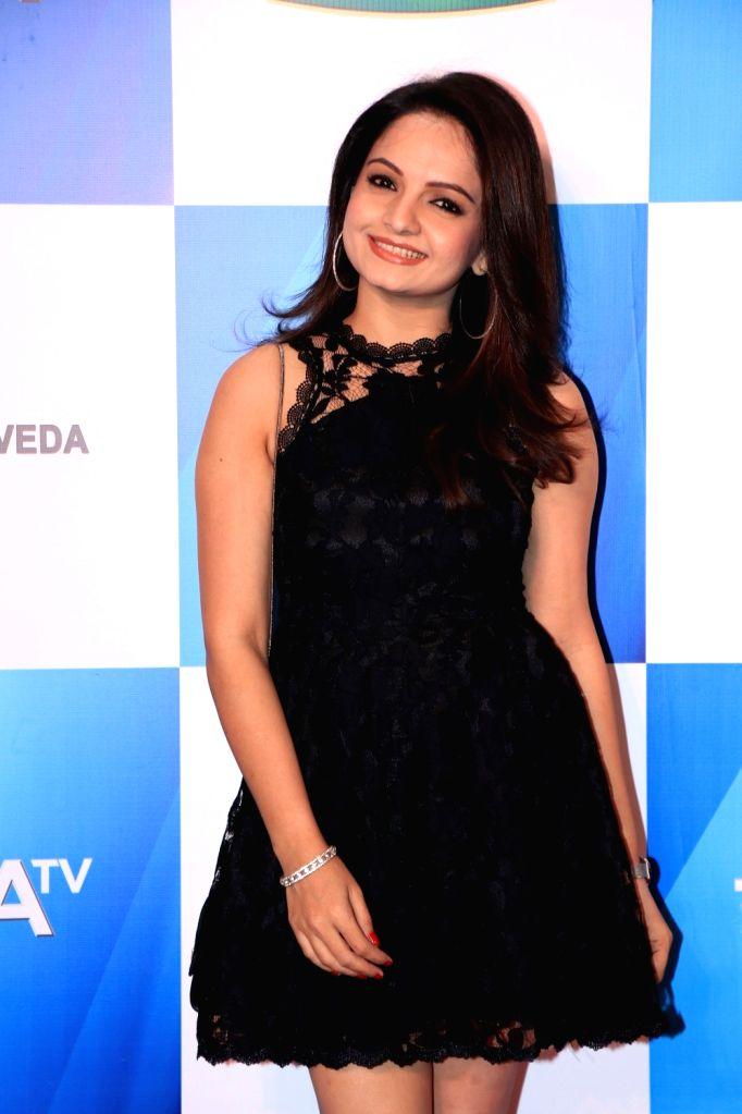 Actress Jiya Manek at India Today Conclave in Mumbai, on Feb 2, 2019. - Jiya Manek