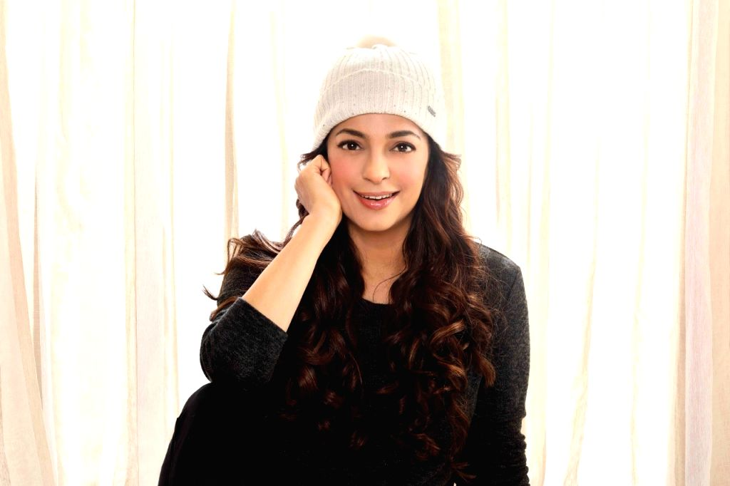 Actress Juhi Chawla. - Juhi Chawla