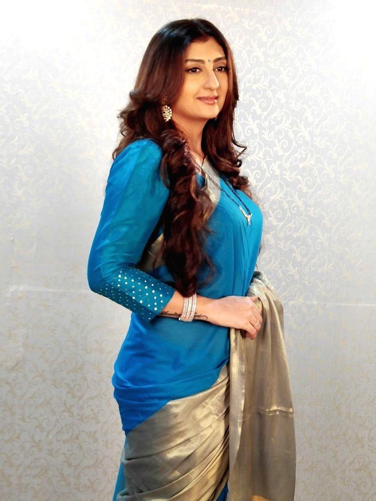 Actress Juhi Parmar. - Juhi Parmar