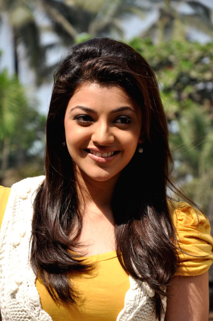 Actress Kajal Agarwal at the promotions of Special Chabbis in Mumbai. - Kajal Agarwal
