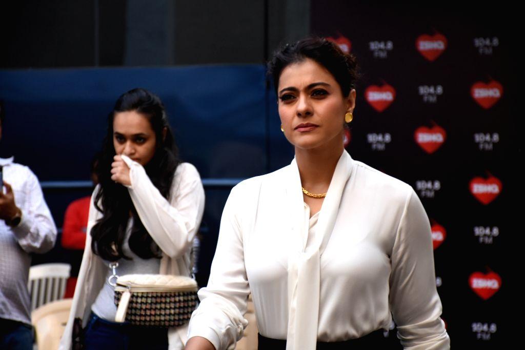 Actress Kajol - Kajol