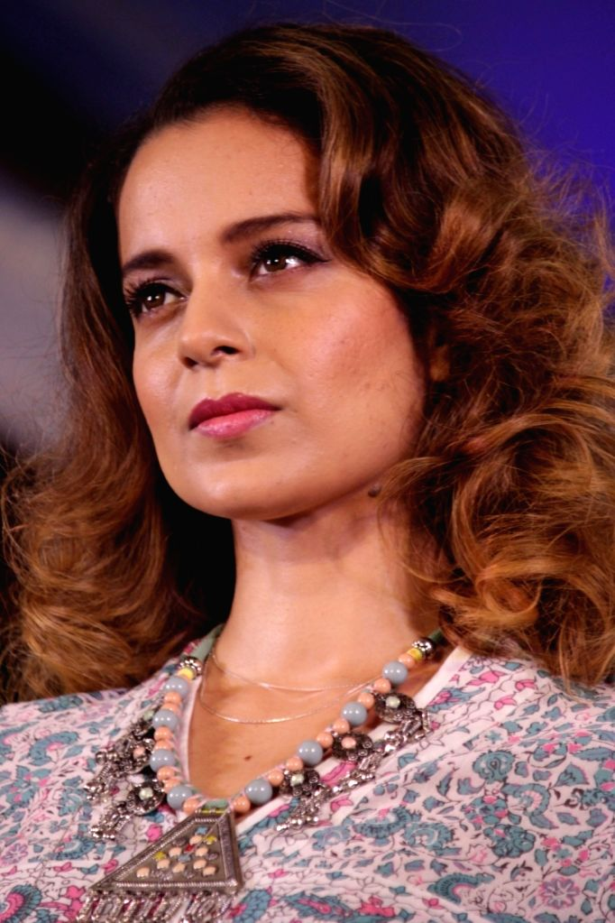 Actress Kangana Ranaut. (File Photo: IANS) - Kangana Ranaut