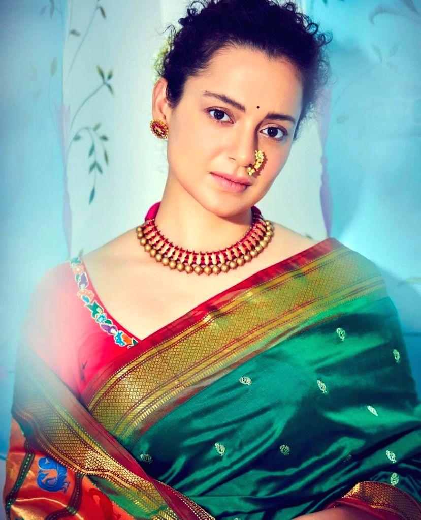 Actress Kangana Ranaut on Monday criticised Ali Abbas Zafar's controversial new series Tandav, starring Saif Ali Khan. - Kangana Ranaut and Saif Ali Khan