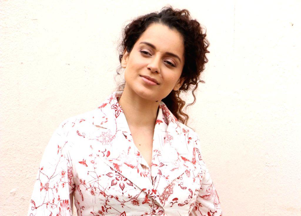 Actress Kangana Ranaut. (Photo: IANS) - Kangana Ranaut
