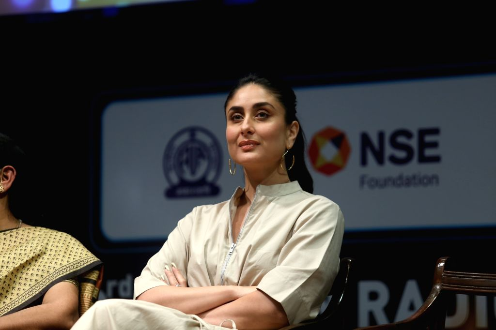 Actress Kareena Kapoor Khan at the third edition of the UNICEF-AROI Radio4Child Awards in Mumbai on May 10, 2019. - Kareena Kapoor Khan