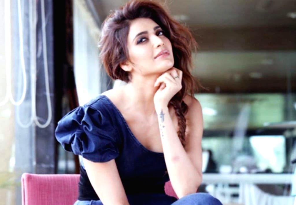 Actress Karishma Tanna. - Karishma Tanna