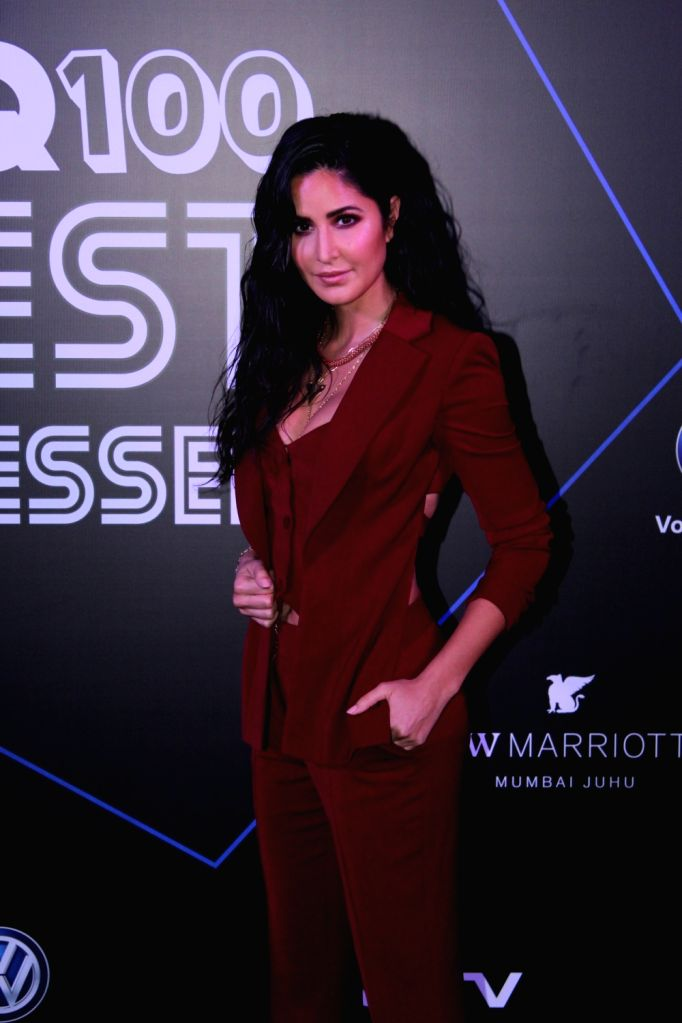 "Actress Katrina Kaif at ""GQ 100 Best Dressed Awards 2019"", in Mumbai, on June 1, 2019. - Katrina Kaif"
