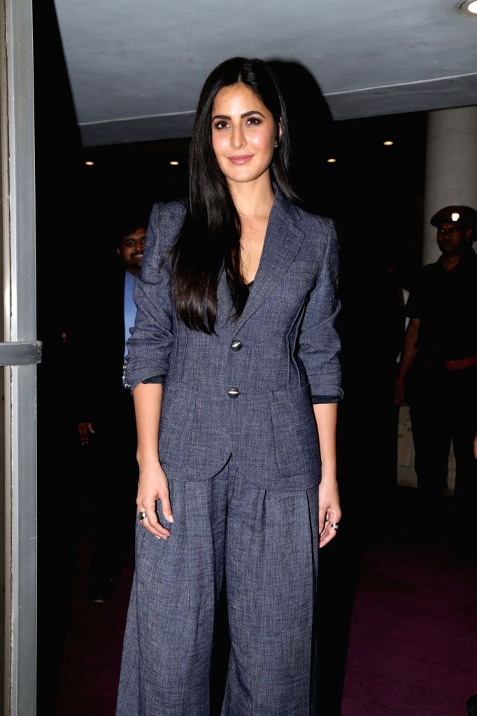 Actress Katrina Kaif at National Centre for the Performing Arts (NCPA) Nariman Point in Mumbai, on Feb 6, 2019. - Katrina Kaif