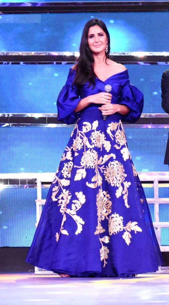 Actress Katrina Kaif at the closing ceremony of the 48th International Film Festival of India (IFFI-2017), in Panaji, Goa on Nov 28, 2017. - Katrina Kaif