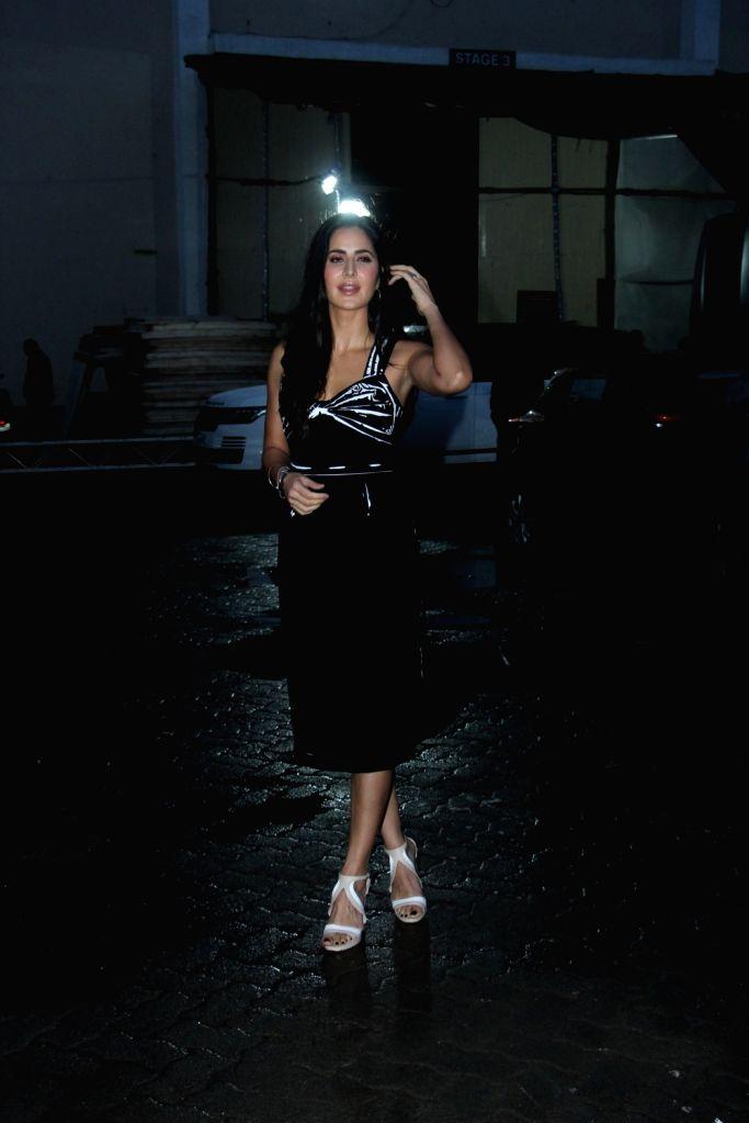 "Actress Katrina Kaif at the screening of her upcoming film ""Bharat"", in Mumbai on June 12, 2019. - Katrina Kaif"