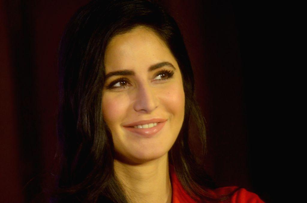 Katrina Kaif during a programme