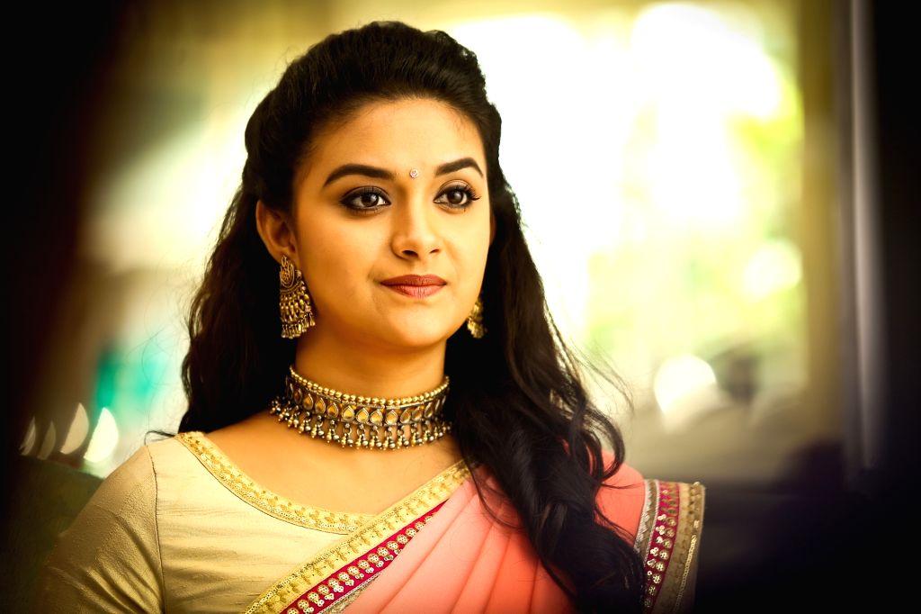 Actress Keerthy Suresh - Keerthy Suresh