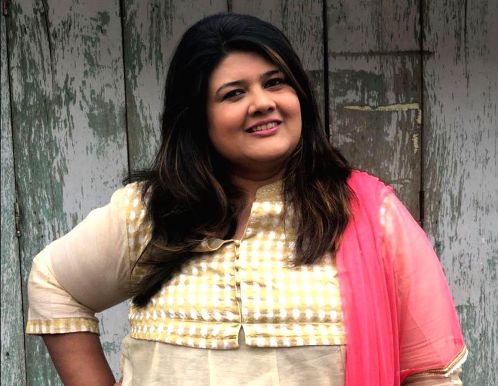 Actress Khushboo Shroff. - Khushboo Shroff