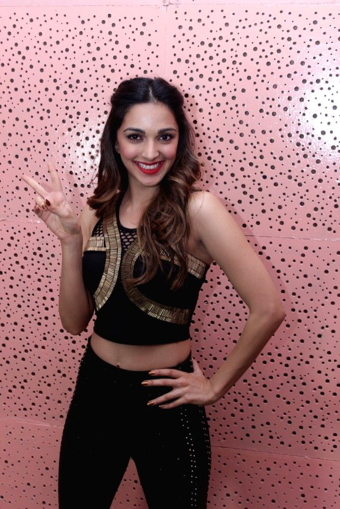 Actress Kiara Advani perform for Underprivileged Children in Mumbai on April 24, 2017. - Kiara Advani
