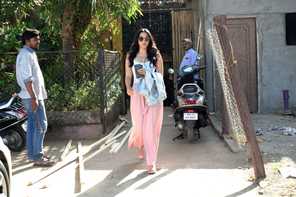 Actress Kiara Advani seen at a photography studio in Mumbai's Versova, on April 9, 2019. - Kiara Advani