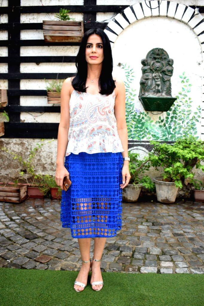 "Actress Kirti Kulhari during a press conference to promote her upcoming film ""Indu Sarkar"" in New Delhi on July 25, 2017. - Kirti Kulhari"