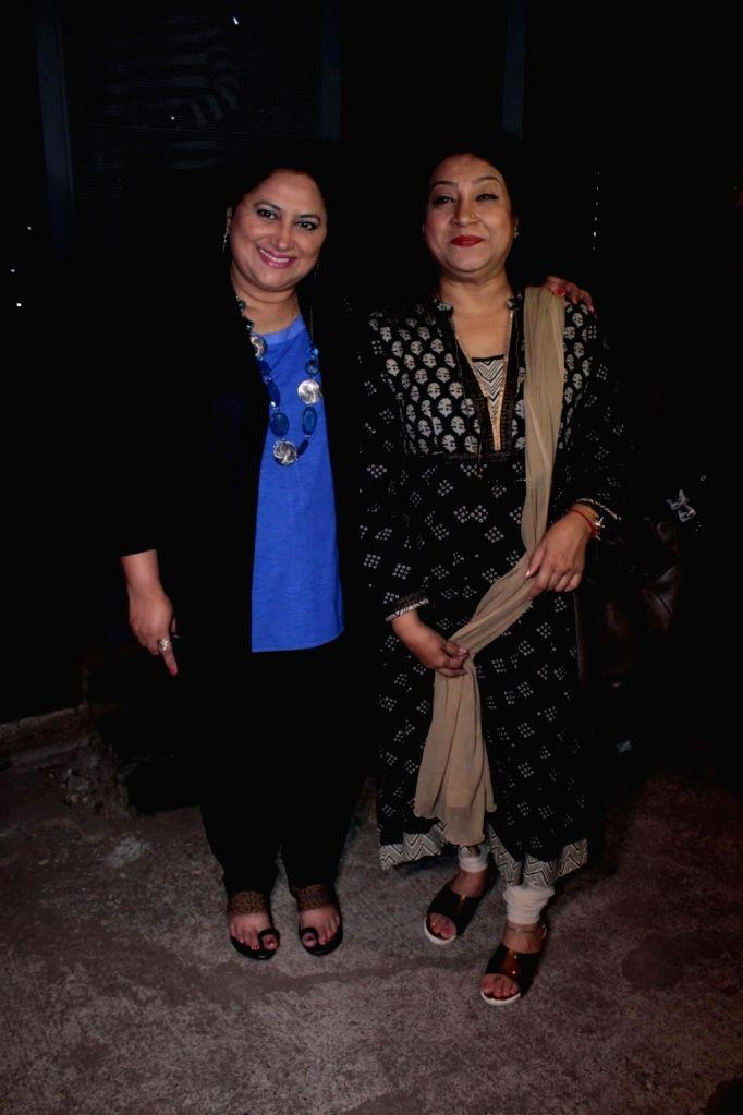 Actress Kunika Lall during the success party of the film Ventilator in Mumbai on April 25, 2017. - Kunika Lall