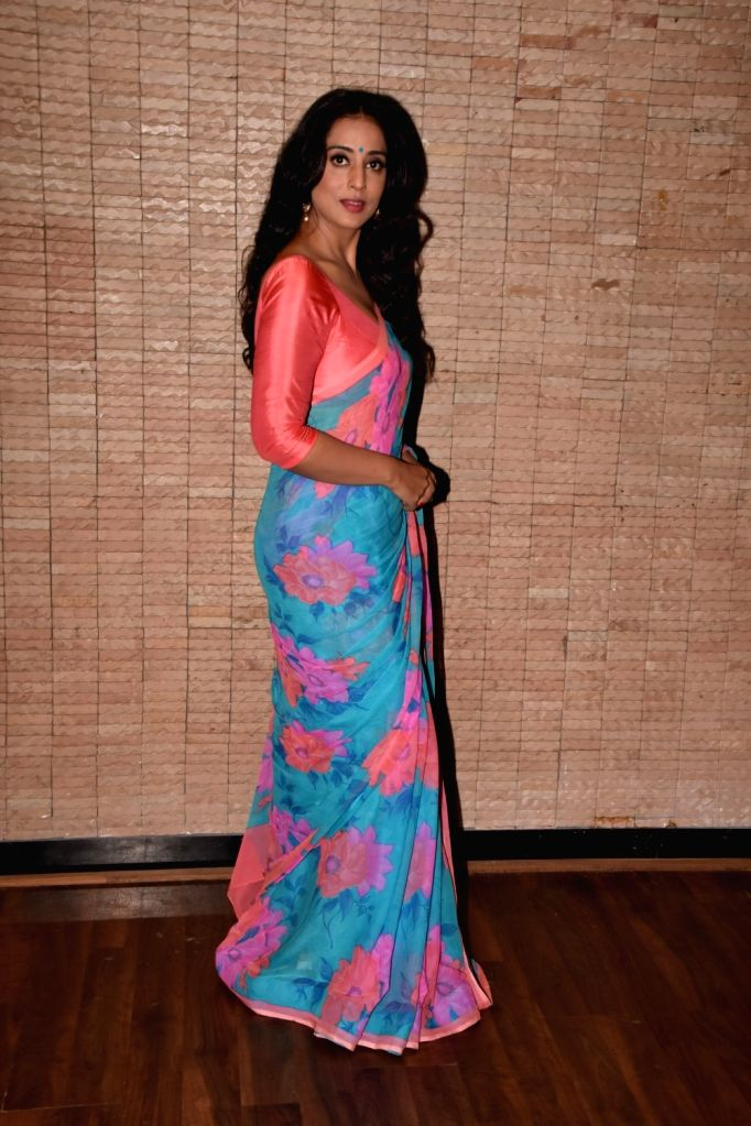 """Actress Mahie Gill during a interview regarding her film """"Phamous"""" in Mumbai on May 23, 2018. - Mahie Gill"""