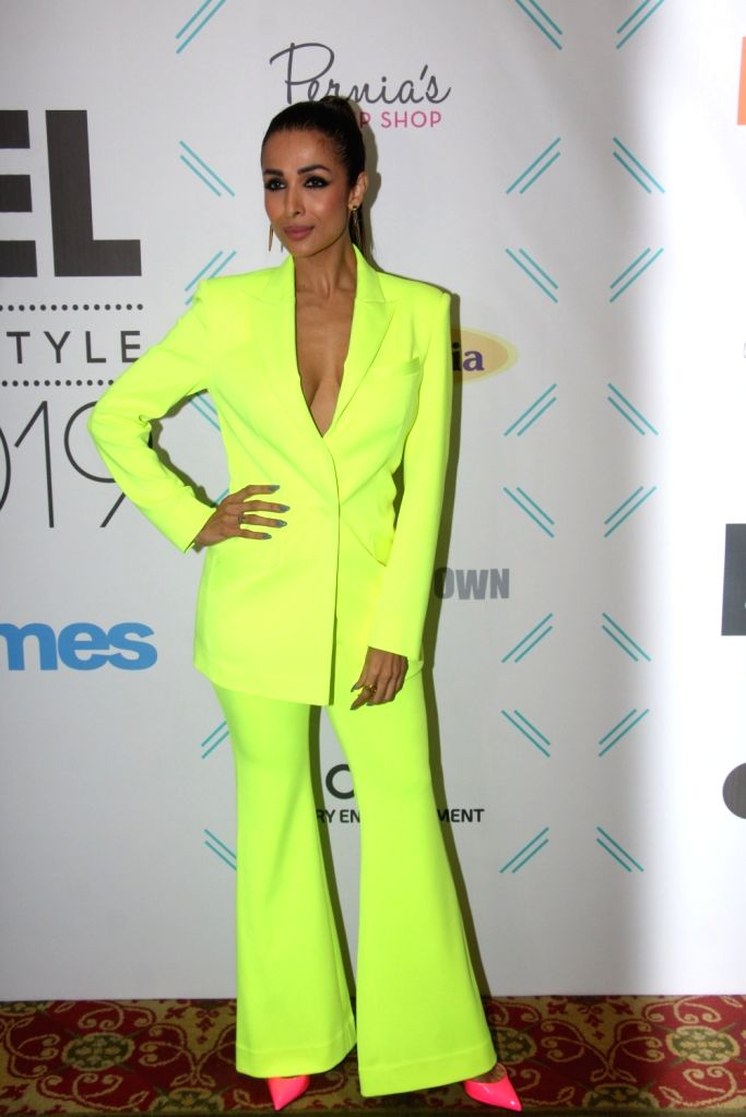 "Actress Malaika Arora at ""Tassel Awards 2019"", in Mumbai, on June 1, 2019. - Malaika Arora"