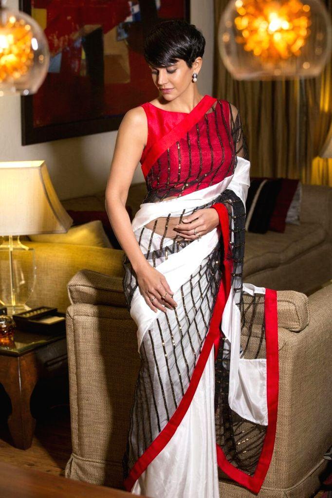 Actress Mandira Bedi.(File Photo: IANS) - Mandira Bedi