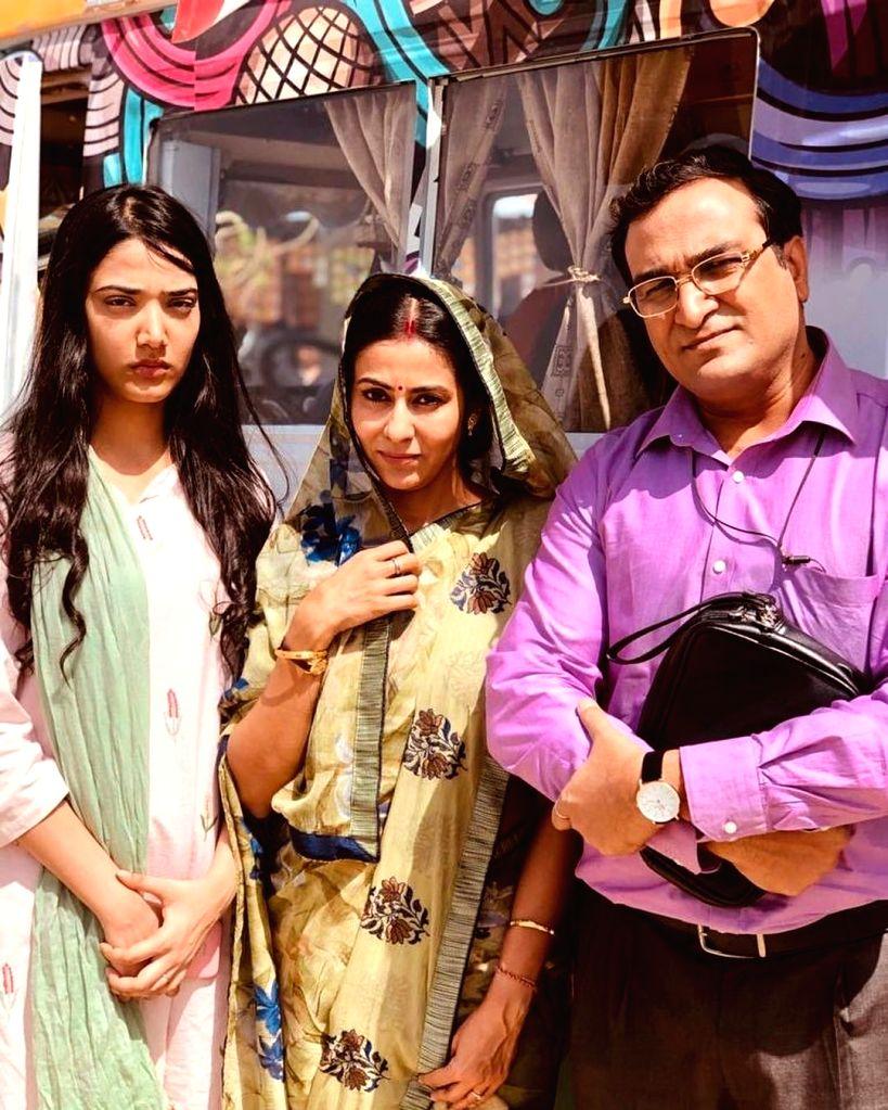 Actress Medha Shankar opens up on her role in 'Shaadisthan' - Medha Shankar