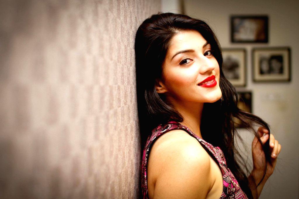 Actress Mehreen