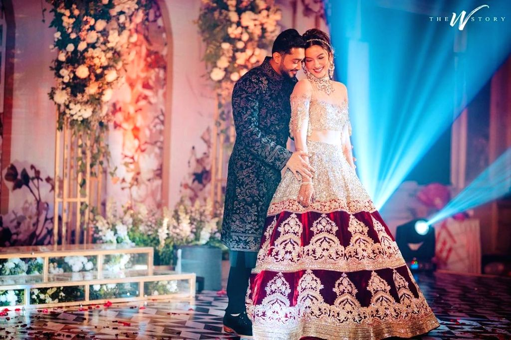 Actress-model Gauahar Khan on Monday posted an Instagram note celebrating one month of marriage with Zaid Darbar, thanking him for being her best friend and her partner in her life. - Gauahar Khan