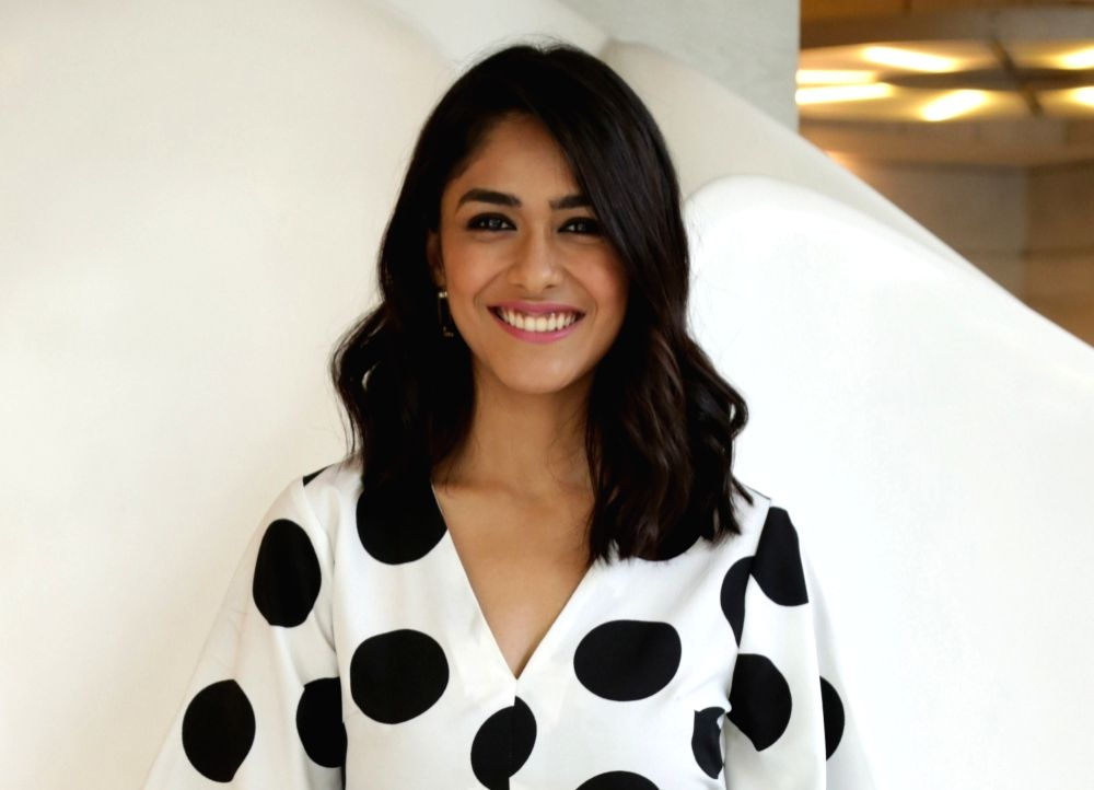 Actress Mrunal Thakur. (File Photo: IANS) - Mrunal Thakur