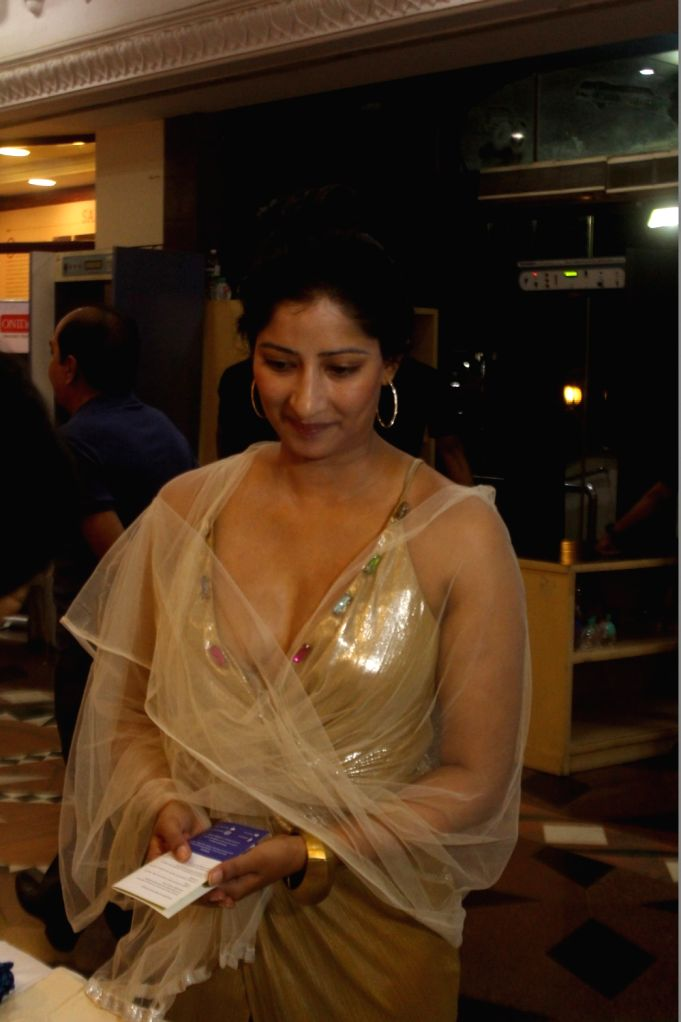 Actress Niharica Raizada at the concert of singer Udit Narayan in Mumbai on May 4, 2019. - Niharica Raizada