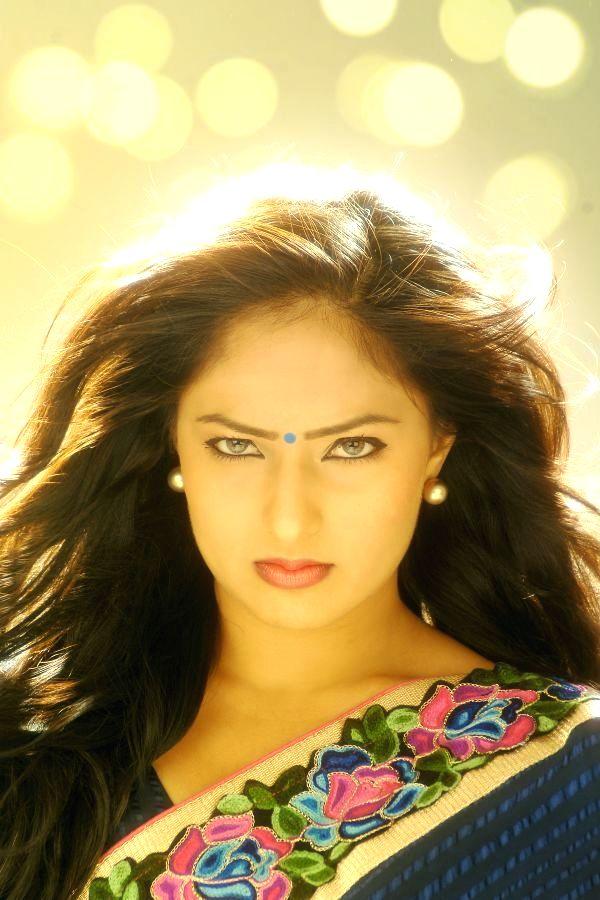 Actress Nikesha Patel during the photo shoot.