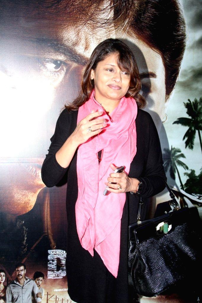 Actress Pallavi Joshi - Pallavi Joshi
