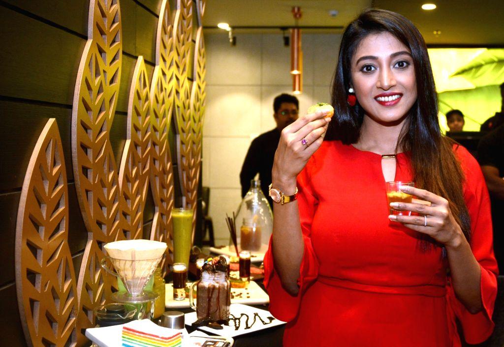 Actress Paoli Dam during a programme in Kolkata on July 19, 2018. - Paoli Dam