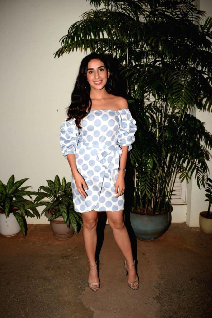 "Actress Parul Gulati at the special screening of web series ""Haq Se"" in Mumbai on Jan 30, 2018. - Parul Gulati"
