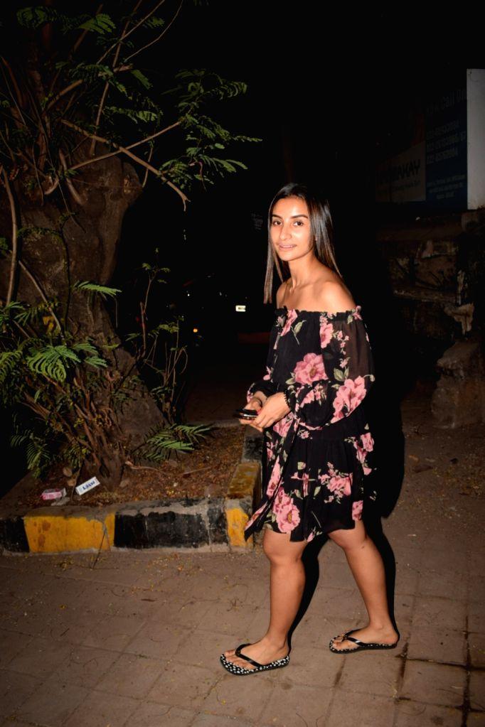 Actress Patralekha seen at a salon, in Mumbai on May 19, 2018. - Patralekha