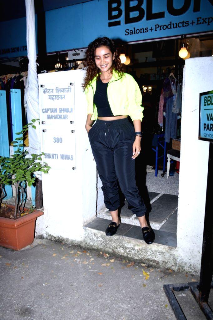 Actress Patralekha seen at Bandra in Mumbai on Oct 18, 2019. - Patralekha