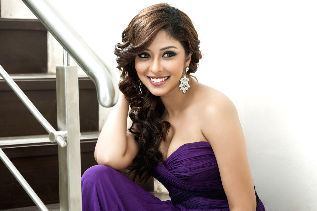 Actress Payal Ghosh. - Payal Ghosh