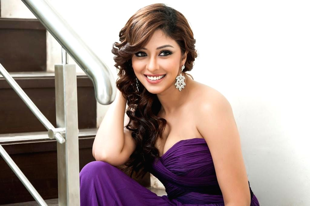 Actress Payal Ghosh, who will turn a year older on Wednesday, has planned to celebrate her birthday with the children at an NGO here. - Payal Ghosh