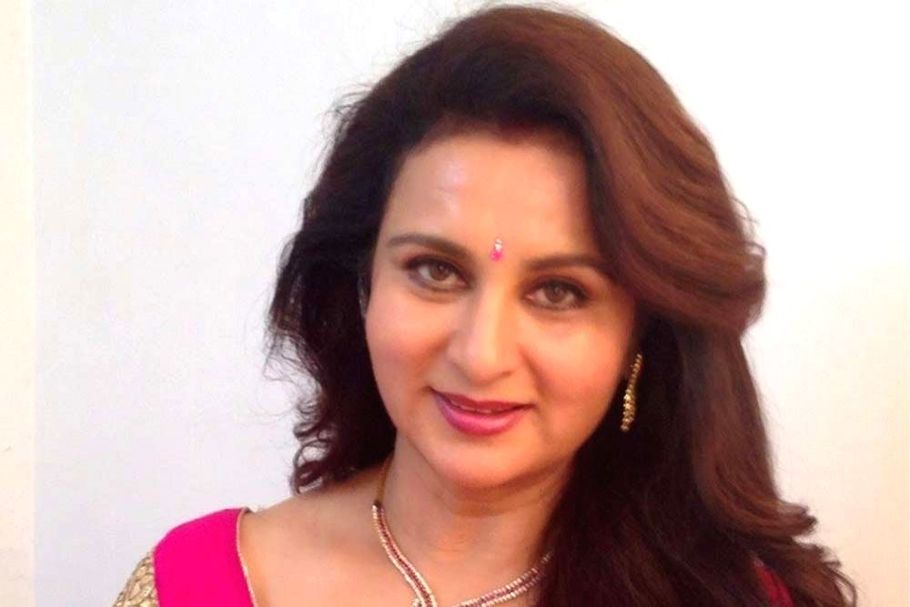 Actress Poonam Dhillon. - Poonam Dhillon
