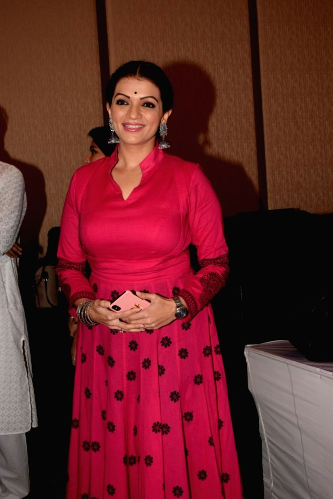 "Actress Prachi Shah at the success party of her film ""Mulk"" in Mumbai on Aug 10, 2018. - Prachi Shah"