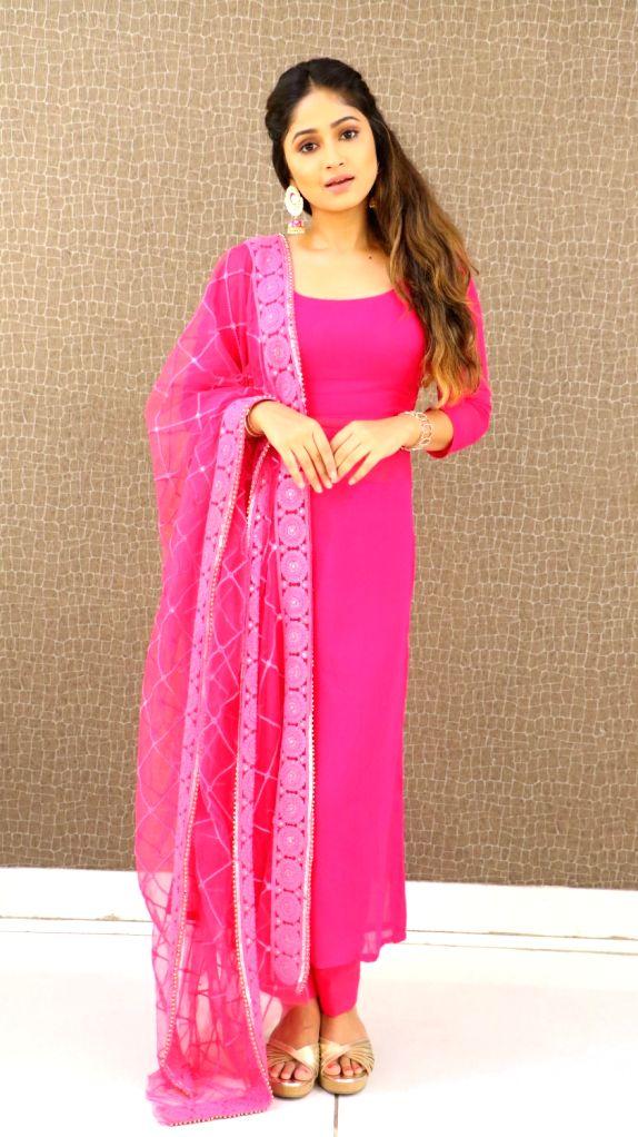 Actress Pranali Ghogare. - Pranali Ghogare