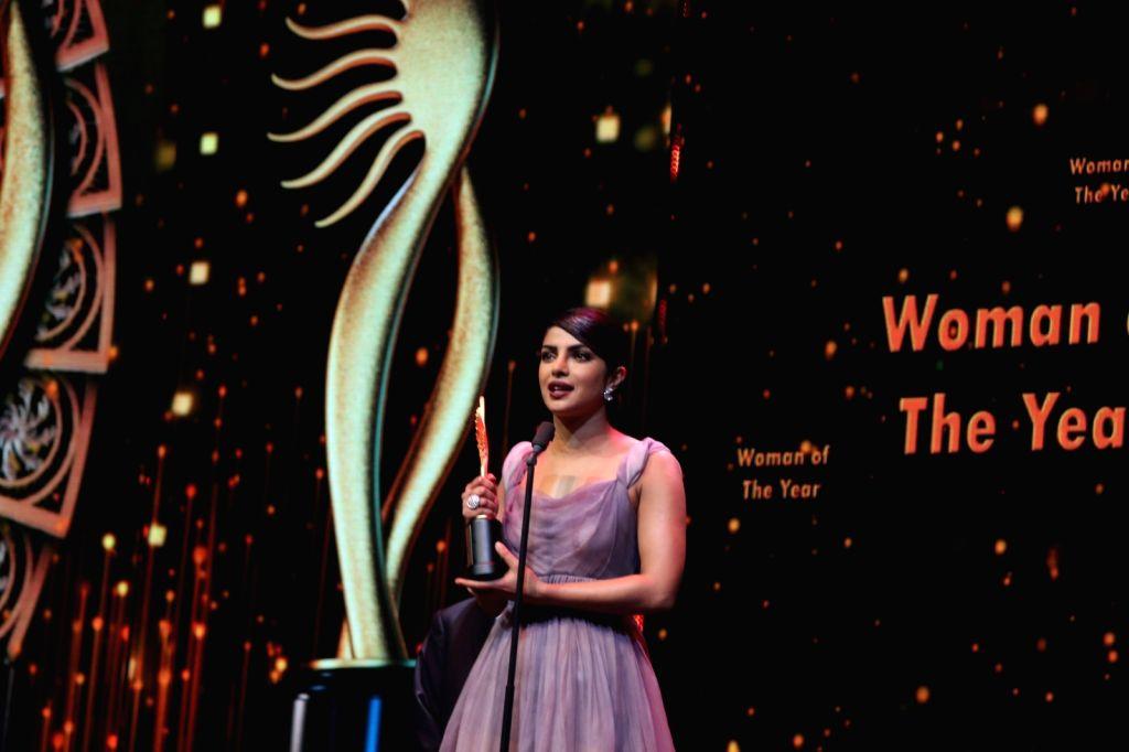 Actress  Priyanka Chopr during IIFA Awards in Madrid on June 26, 2016. - Priyanka Chopr