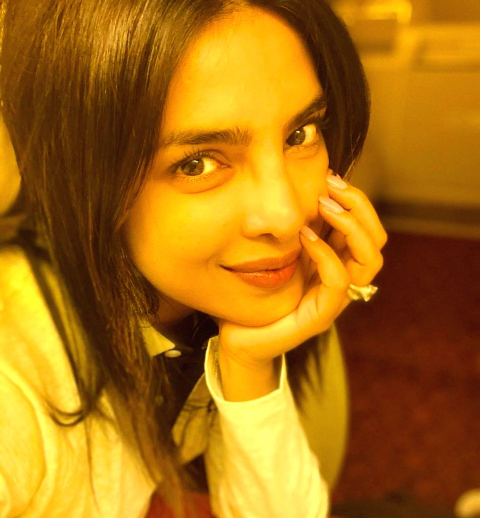 Actress Priyanka Chopra. - Priyanka Chopra